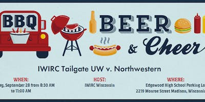IWIRC Tailgate - Beer & Cheer