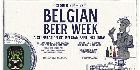 Belgian beer and Cheese pairing tickets
