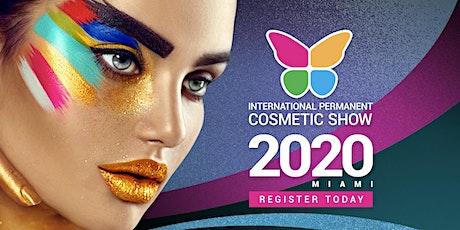 International Permanent Cosmetics Show tickets
