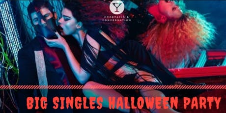 The Big Halloween Singles Party for NY Singles 21-45   tickets