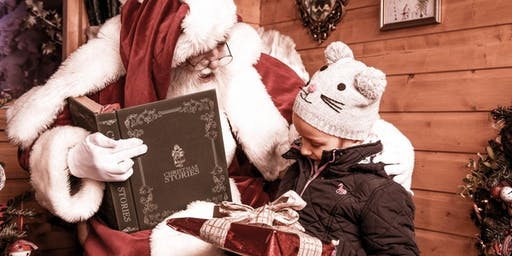 Santa Sunday at Alexander's, Skipton