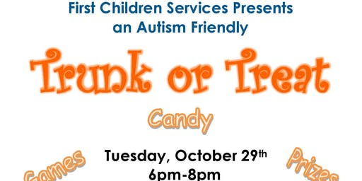 Autism Friendly Trunk or Treat in Cherry Hill