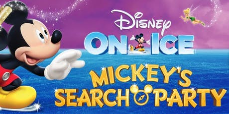 SC Group - Disney On Ice Mickey's Search Party tickets