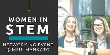 Women in STEM Networking Dinner - Fall 2019 tickets