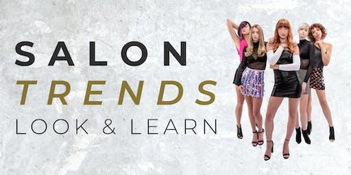 Salon Trends Look & Learn in Kerrville, TX