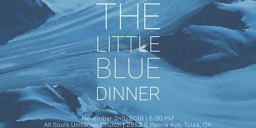 Little Blue Dinner