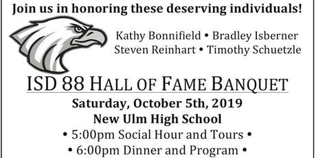 ISD 88 Hall of Fame 2019 tickets