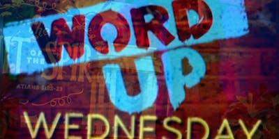 Word Up Wednesday