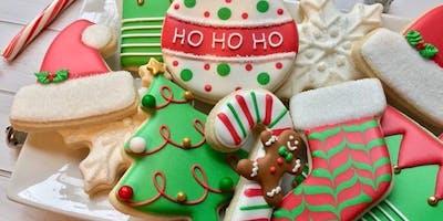 Christmas Beginner Cookie Class - Bowling Green, KY