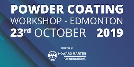 Powder Coating Workshop tickets