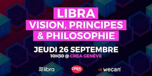 Conférence Libra – Bertrand Perez