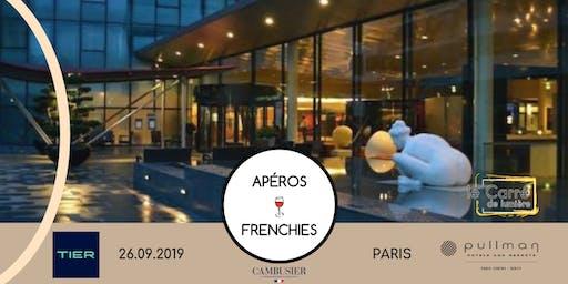 Apéros Frenchies Afterwork - Paris