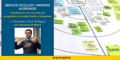 Service Ecology Mapping Workshop biglietti