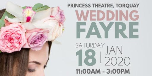 Princess Theatre Torquay Wedding Show