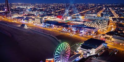 Complete Blackpool Tour & Guide. Pleasure Beach Access & Pick Up/Drop Off