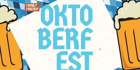 Oktoberfest Kick Off tickets