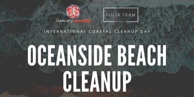 Oceanside Beach Cleanup