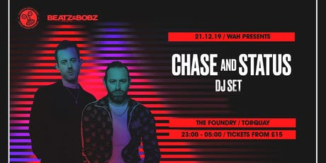 Chase & Status Torquay tickets