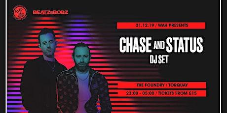 Chase & Status Torquay tickets