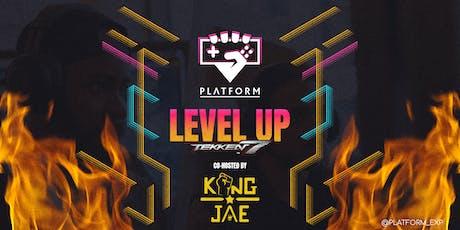 Level up at Platform_EXP tickets