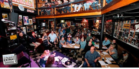 Gusto Vinyl Happy Hour- Subscriber Extra Event tickets