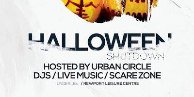 Halloween Shutdown 2019. A scare city!