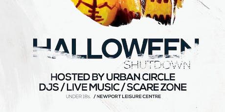 Halloween Shutdown 2019. A scare city! tickets
