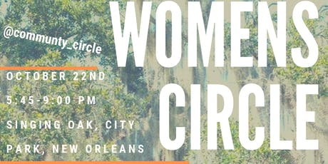Womens Circle NOLA tickets