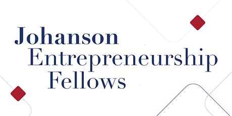 Spring 2020 Johanson Entrepreneurship Fellows Workshops tickets