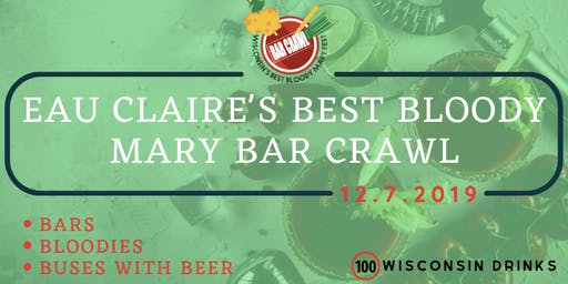 Eau Claire's Best Bloody Mary Bar Crawl