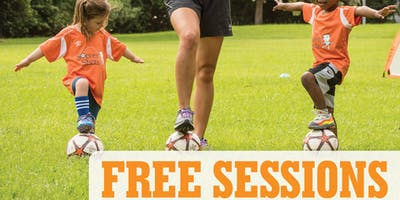 Free Soccer Classes for 2-3 Year Olds