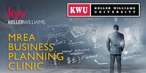2020 MREA Business Planning Clinic w/ Pam O'Bryant