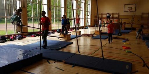 "HERBSTFERIEN 2019: Ferien-Camp | ""Kinderbuchhelden!"""