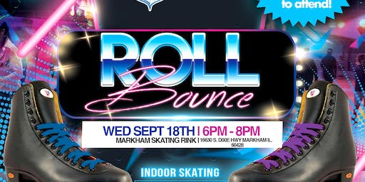Roll Bounce! 3 Seeds Mentoring Group Skate Party