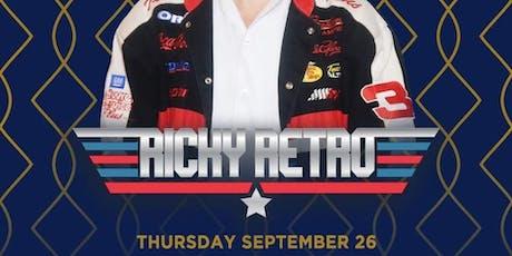 Ricky Retro @ Noto Philly Sept 26 tickets