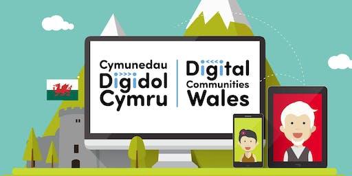 Annog gweithgareddau digidol / Inspiring digital activities