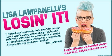 LISA LAMPANELLI'S LOSIN' IT tickets