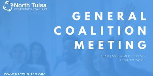 NTCC General Coalition Meeting
