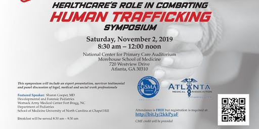 Healthcare's Role in Combating Human Trafficking Symposium