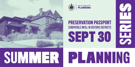 Summer Planning Series // Preservation Passport tickets