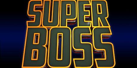 Team Coco Presents SuperBoss with Aaron Bleyaert + More! tickets