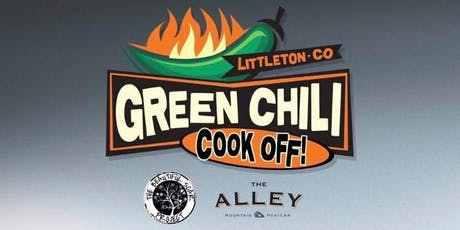 3rd Annual Green Chili Cook Off Benefiting TBSP tickets