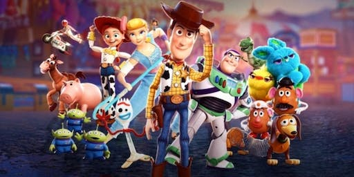 Movie in the Victoria Community Park - Toy Story 4