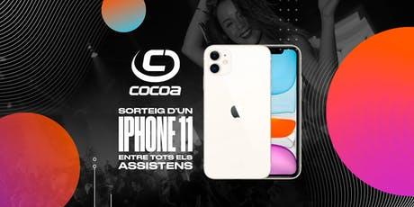 Sorteig iPhone 11 tickets