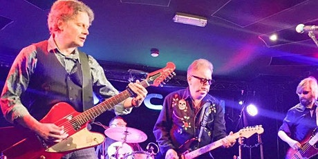 Dawson Smith & The Dissenters at Rugeley Blues Club tickets