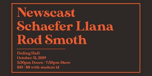 Newscast / Schaefer Llana / Rod Smoth