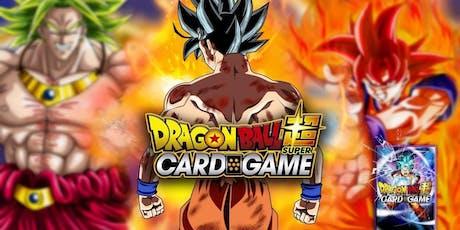 Dabbers' Dragonball Super 2K! tickets