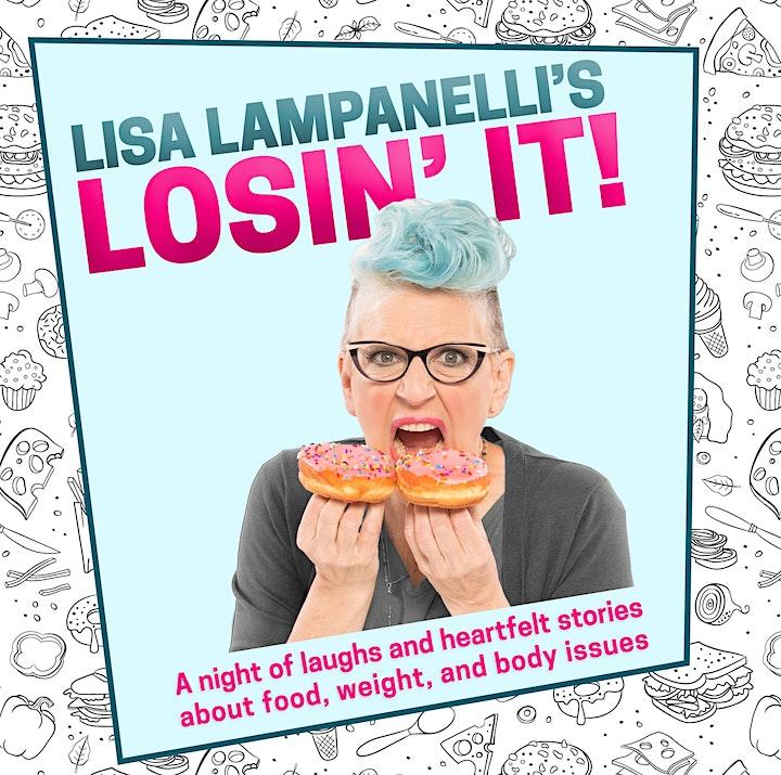 LISA LAMPANELLI'S LOSIN' IT image