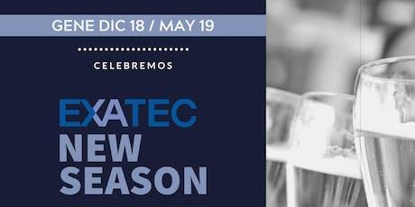 EXATEC New Season boletos