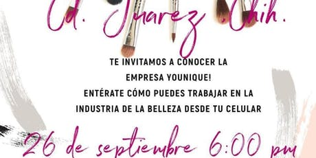 Evento de oportunidad! Ciudad Juárez  Pestañudas younique tickets